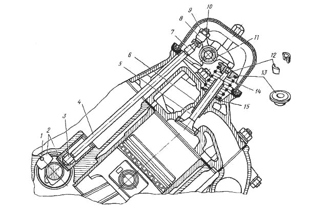 Газораспределительный механизм упорный фланец распределительного вала газ 3110 двигатель 402