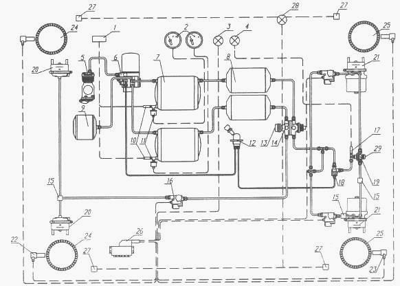 Диск тормозной Газ-3310, Газон НЕКСТ 33104-3501078